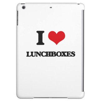 Amo las cajas del almuerzo