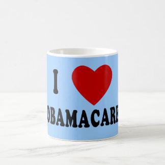 AMO las camisetas de OBAMACARE, sudaderas con capu Taza De Café