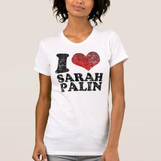 Amo las camisetas de Sarah Palin