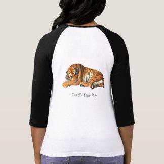 Amo las camisetas del tigre