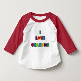 Amo las camisetas y los regalos de la abuela