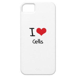 Amo las células iPhone 5 Case-Mate funda