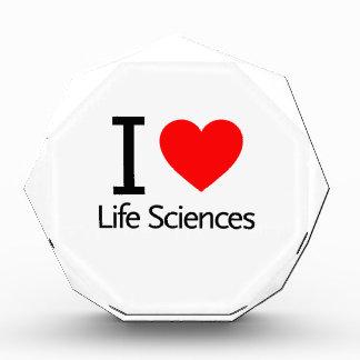 Amo las ciencias de la vida