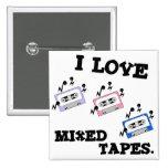 Amo las cintas mezcladas
