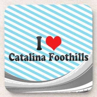 Amo las colinas de Catalina, Estados Unidos Posavaso