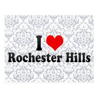 Amo las colinas de Rochester, Estados Unidos Postales