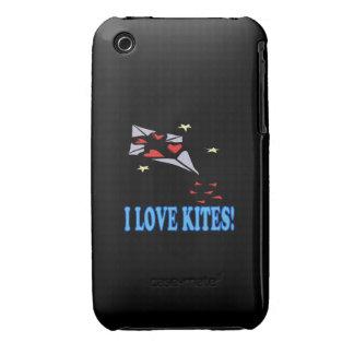 Amo las cometas 2 iPhone 3 funda