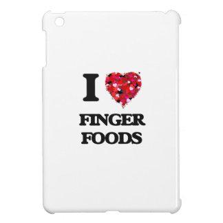 Amo las comidas de dedo