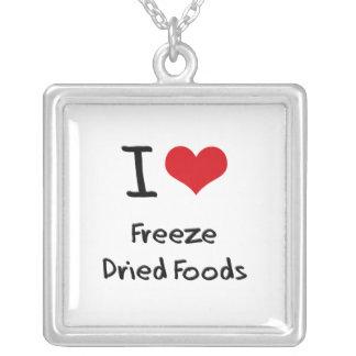 Amo las comidas liofilizadas grimpola personalizada