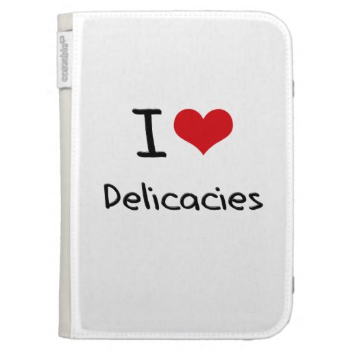 Amo las delicadezas