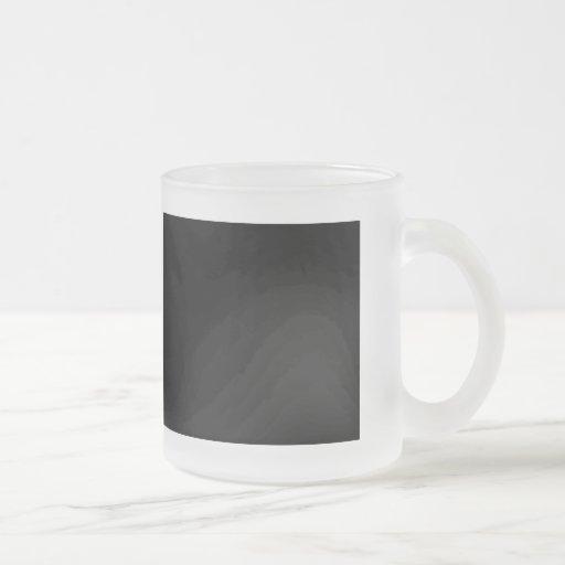 Amo las disertaciones tazas de café