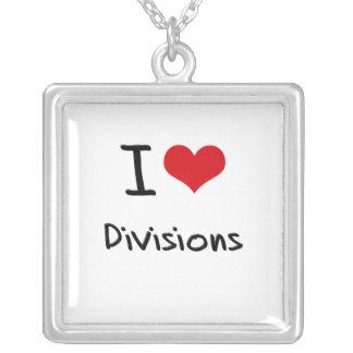Amo las divisiones grimpolas
