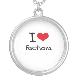 Amo las facciones grimpola personalizada