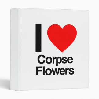 amo las flores del cadáver
