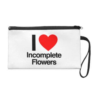 amo las flores incompletas