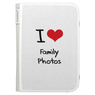 Amo las fotos de familia