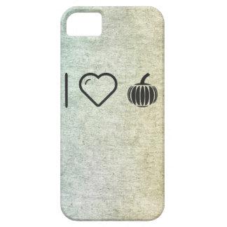 Amo las frutas de Halloween iPhone 5 Carcasas