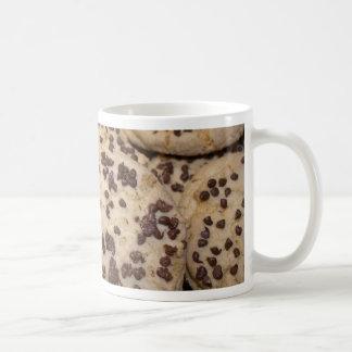 Amo las galletas de microprocesador de chocolate tazas de café