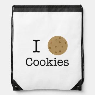 Amo las galletas mochilas