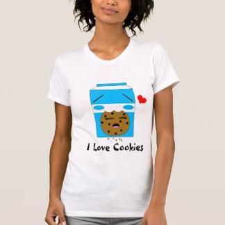 Amo las galletas playera