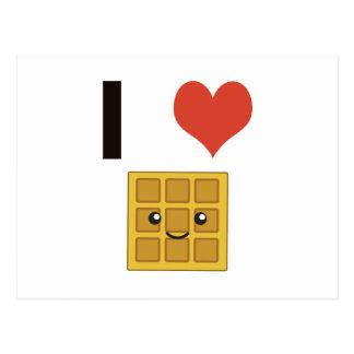 Amo las galletas postales