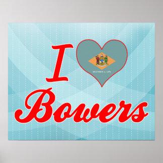 Amo las glorietas, Delaware Poster