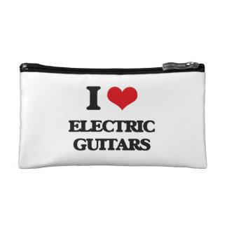Amo las guitarras eléctricas