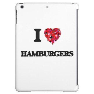 Amo las hamburguesas