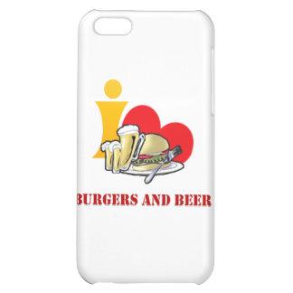 Amo las hamburguesas y la cerveza ah la hamburgues