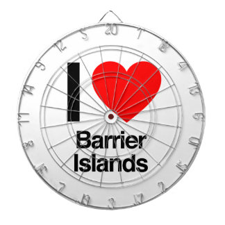 amo las islas de la barrera