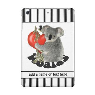 Amo las koalas personalizadas