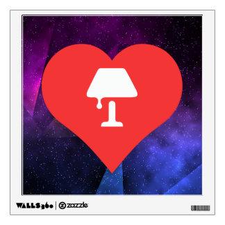 Amo las lámparas de mesa