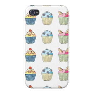 Amo las magdalenas iPhone 4 funda