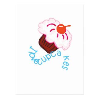amo las magdalenas postales