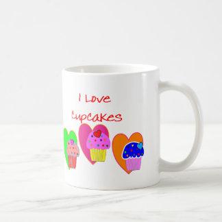 """""""Amo las magdalenas""""--Regalos de los amantes de la Tazas"""