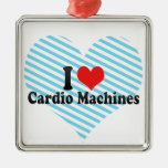 Amo las máquinas cardiias ornato
