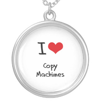 Amo las máquinas de la copia grímpola