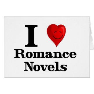 Amo las novelas románticas