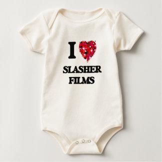 Amo las películas de Slasher Mamelucos