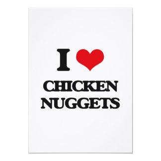 Amo las pepitas de pollo