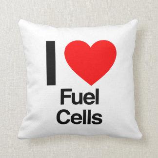 amo las pilas de combustible almohadas