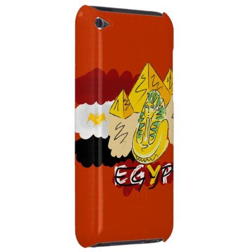 Amo las pirámides iPod Case-Mate cárcasa