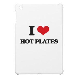 Amo las placas calientes