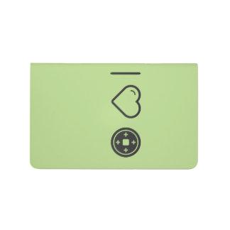 Amo las placas cuaderno