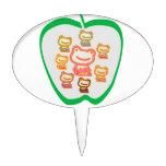Amo las RANAS - apenas las ranas del juguete… Decoraciones De Tartas