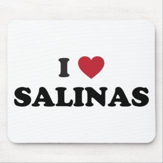 Amo las salinas California Alfombrilla De Ratones