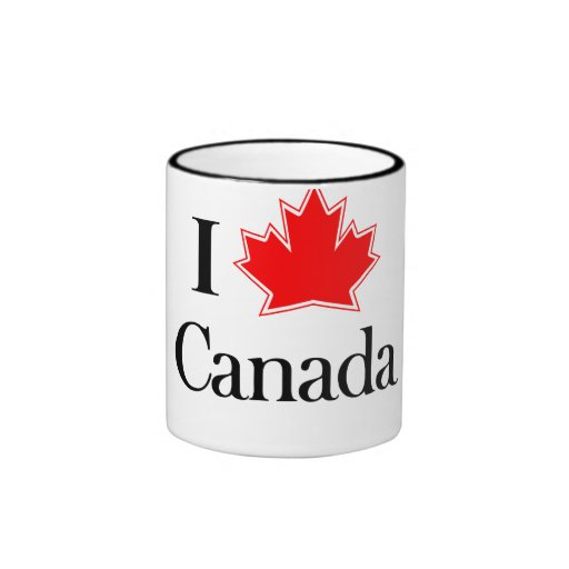 AMO LAS TAZAS DE CANADÁ