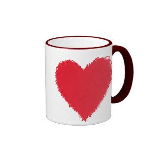 Amo… las tazas del té y de café