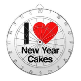 amo las tortas del Año Nuevo