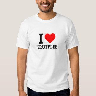 Amo las trufas camisas